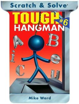 Scratch & Solve Tough Hangman #6