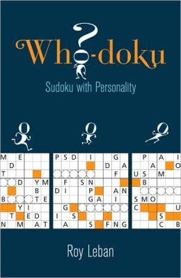 Who-doku: Sudoku with Personality