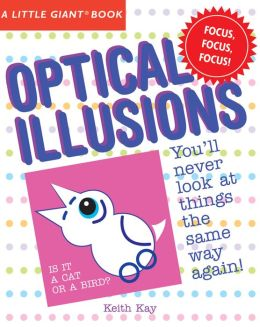 A Little Giant Book: Optical Illusions