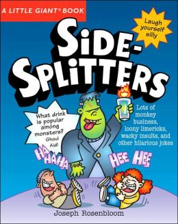 A Little Giant Book: Side-Splitters