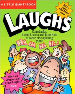 A Little Giant Book: Laughs