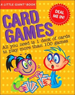 A Little Giant Book: Card Games