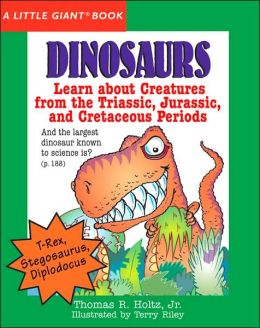 Little Giant Book: Dinosaurs