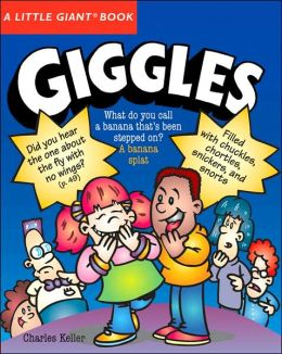 A Little Giant® Book: Giggles
