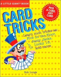 A Little Giant Book: Card Tricks