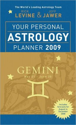 Your Personal Astrology Planner 2009: Gemini