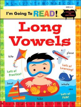 Long Vowels (I'm Going to Read Workbook Series)