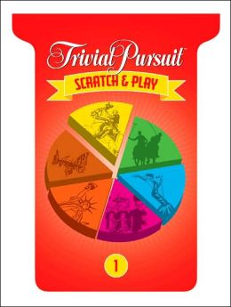 TRIVIAL PURSUIT® Scratch & Play #1