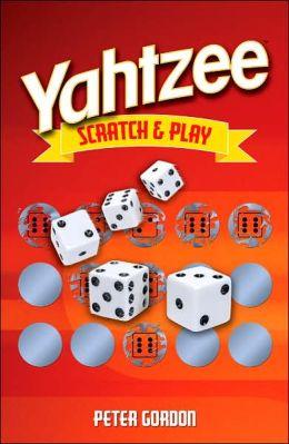 YAHTZEE Scratch & Play