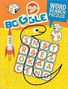 BOGGLE Jr. Word Search Puzzles