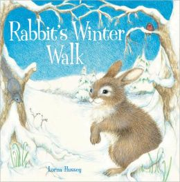 Rabbit's Winter Walk