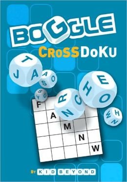 BOGGLE Crossdoku
