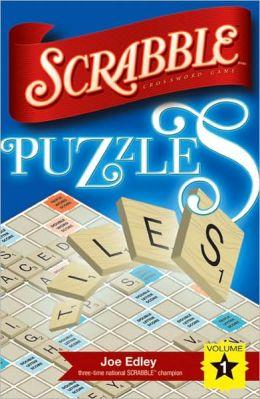 SCRABBLE ® Puzzles Volume 1