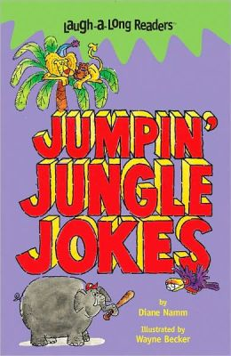 Laugh-A-Long Readers: Jumpin' Jungle Jokes