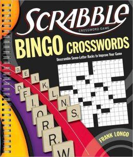 SCRABBLE Bingo Crosswords