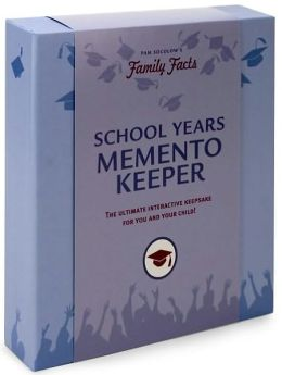 Family Facts School Years Memento Keeper
