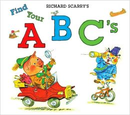 Richard Scarry's Find Your ABC's