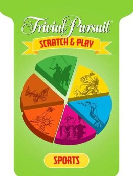 TRIVIAL PURSUIT Scratch & Play Sports