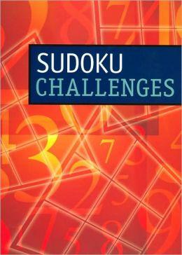 Sudoku Challenges