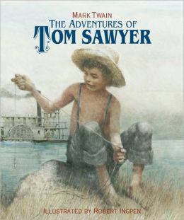 The Adventures of Tom Sawyer (Sterling Illustrated Classics Series)