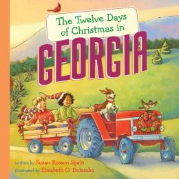 The Twelve Days of Christmas in Georgia