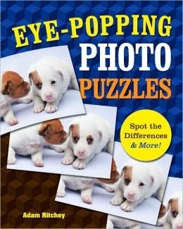 Eye-Popping Photo Puzzles: Spot the Differences & More!