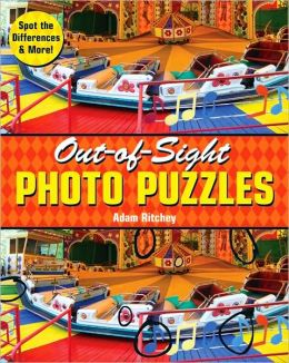 Out-of-Sight Photo Puzzles: Spot the Differences & More!