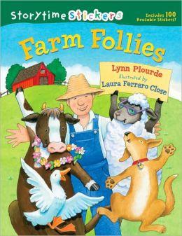 Storytime Stickers: Farm Follies