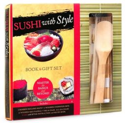 Sushi with Style: Book and Gift Set