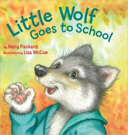 Little Wolf Goes to School