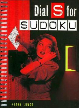 Dial S for Sudoku