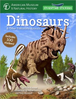 Storytime Stickers: Dinosaurs: & Other Prehistoric Animals