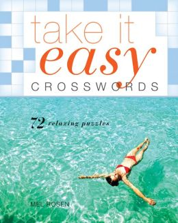 Take It Easy Crosswords