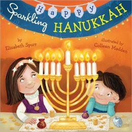 Happy Sparkling Hanukkah