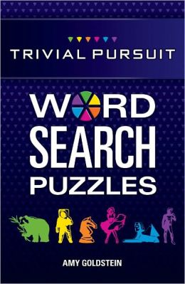 TRIVIAL PURSUIT Word Search Puzzles