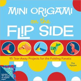 Mini Origami on the Flip Side
