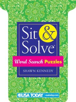 USA TODAY Sit & Solve Word Search Puzzles