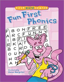 First Word Search: Fun First Phonics