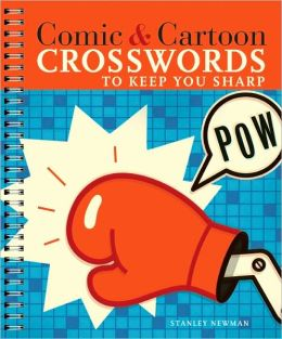 Comic & Cartoon Crosswords to Keep You Sharp