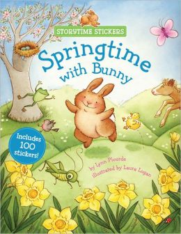 Storytime Stickers: Springtime with Bunny