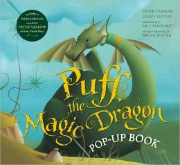 Puff, the Magic Dragon Pop-Up Book