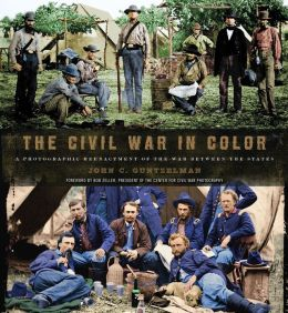 The Civil War in Color (PagePerfect NOOK Book)