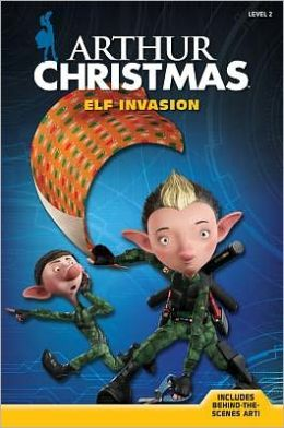 Arthur Christmas: Elf Invasion