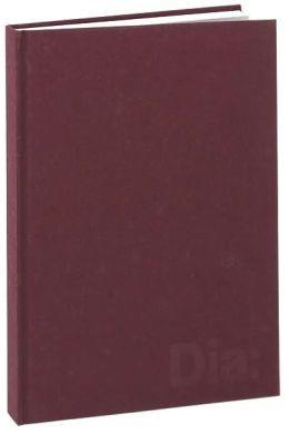 Sketchbook Dia Maroon