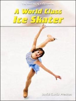 A World-Class Ice Skater