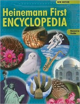 Heinemann First Encyclopedia Resource Guide