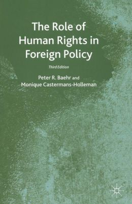 Role of Human Rights in Foreign Policy