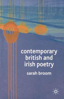 Contemporary British And Irish Poetry
