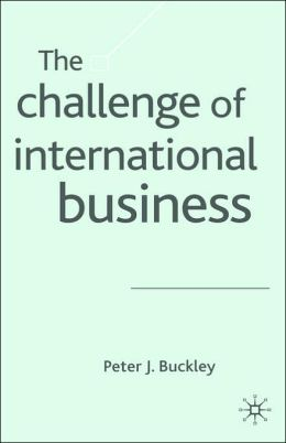 The Challenge Of International Business