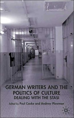 German Writers & The Politics Of Culture